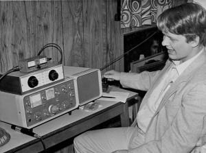 CW on KW2000 circa 1986