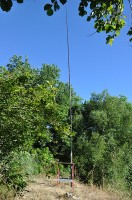40Mtr 1/4 wave vertical wire