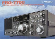 Yaesu FRG-7700 General Communications Receiver